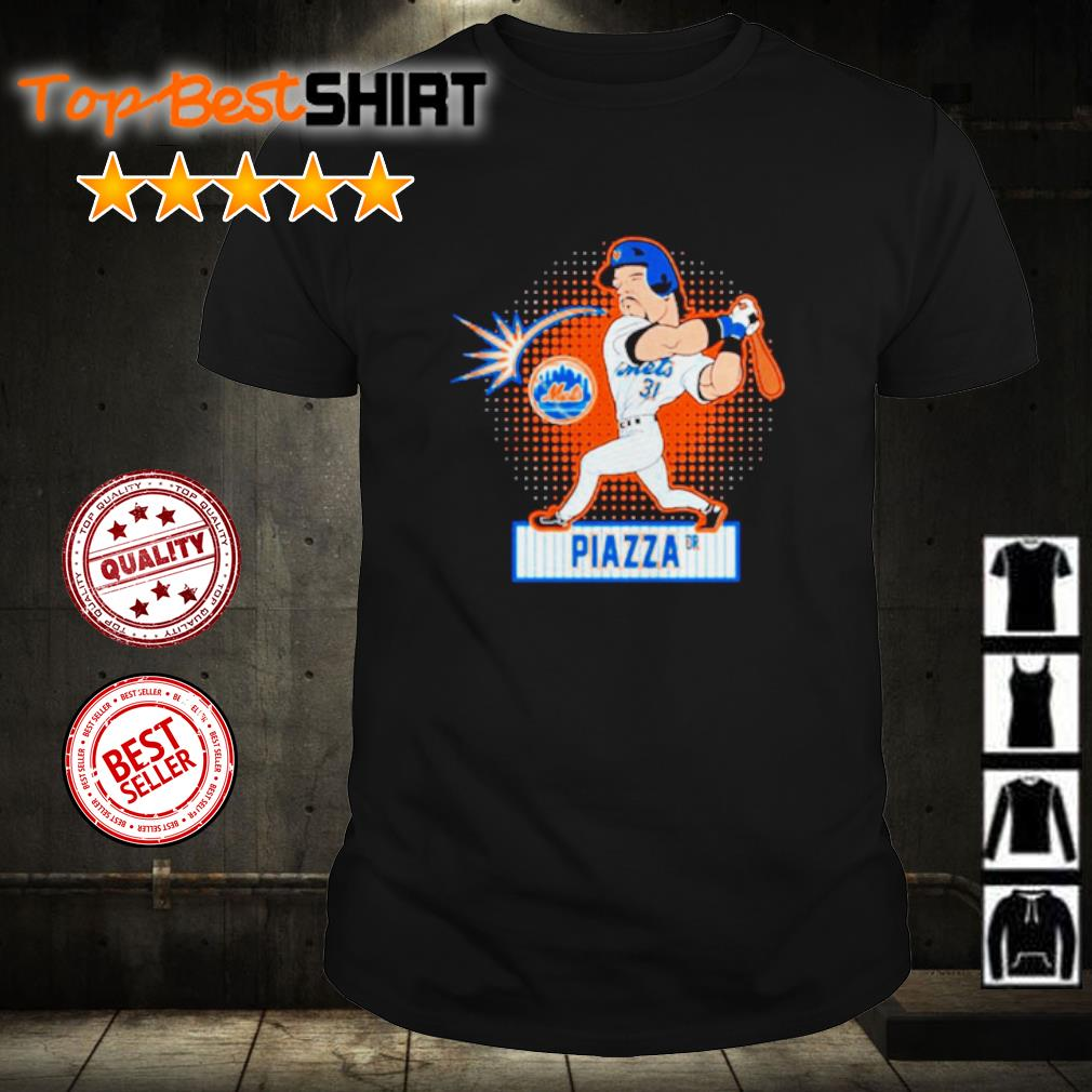 New York Mets Mike Piazza Drive shirt