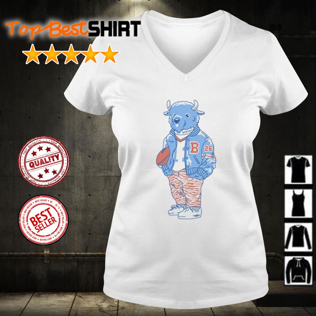 Sporting Buffalo s v-neck-t-shirt
