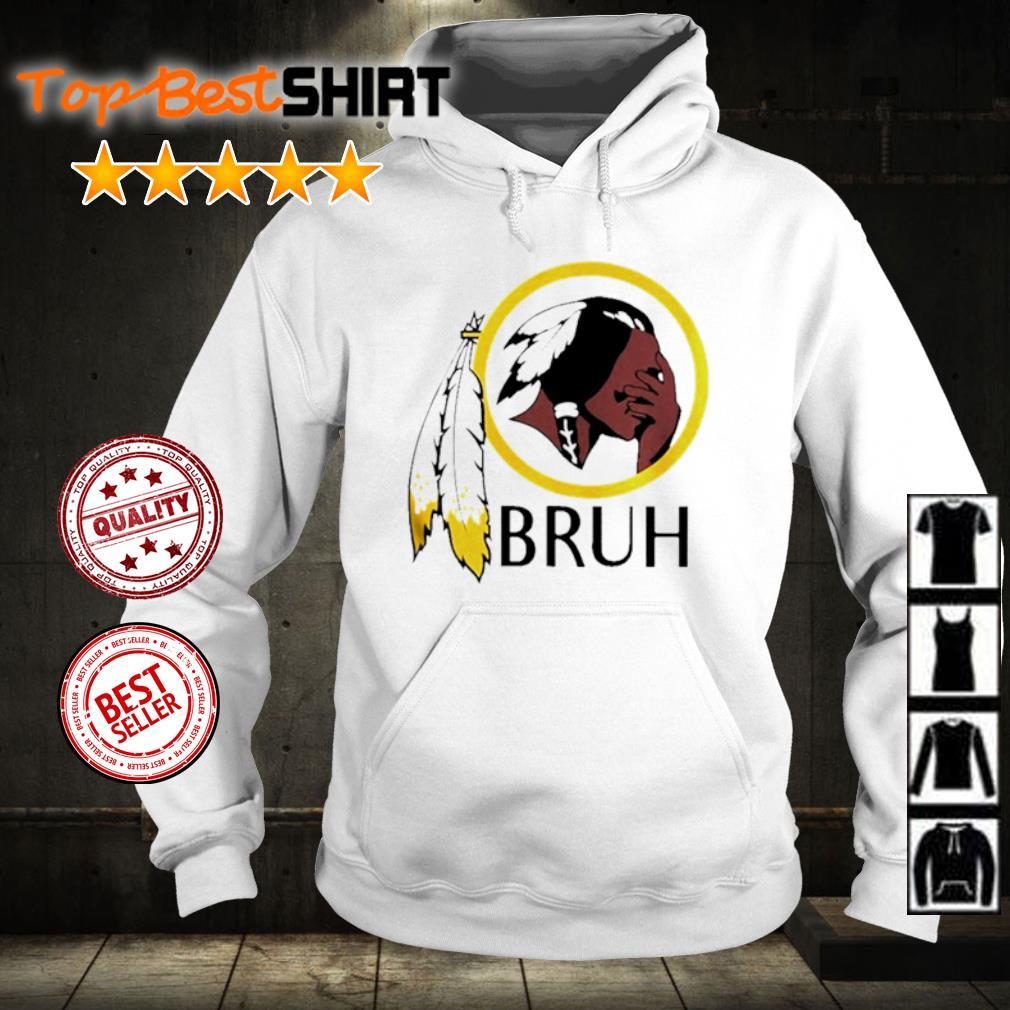 Washington Redskins bruh s hoodie