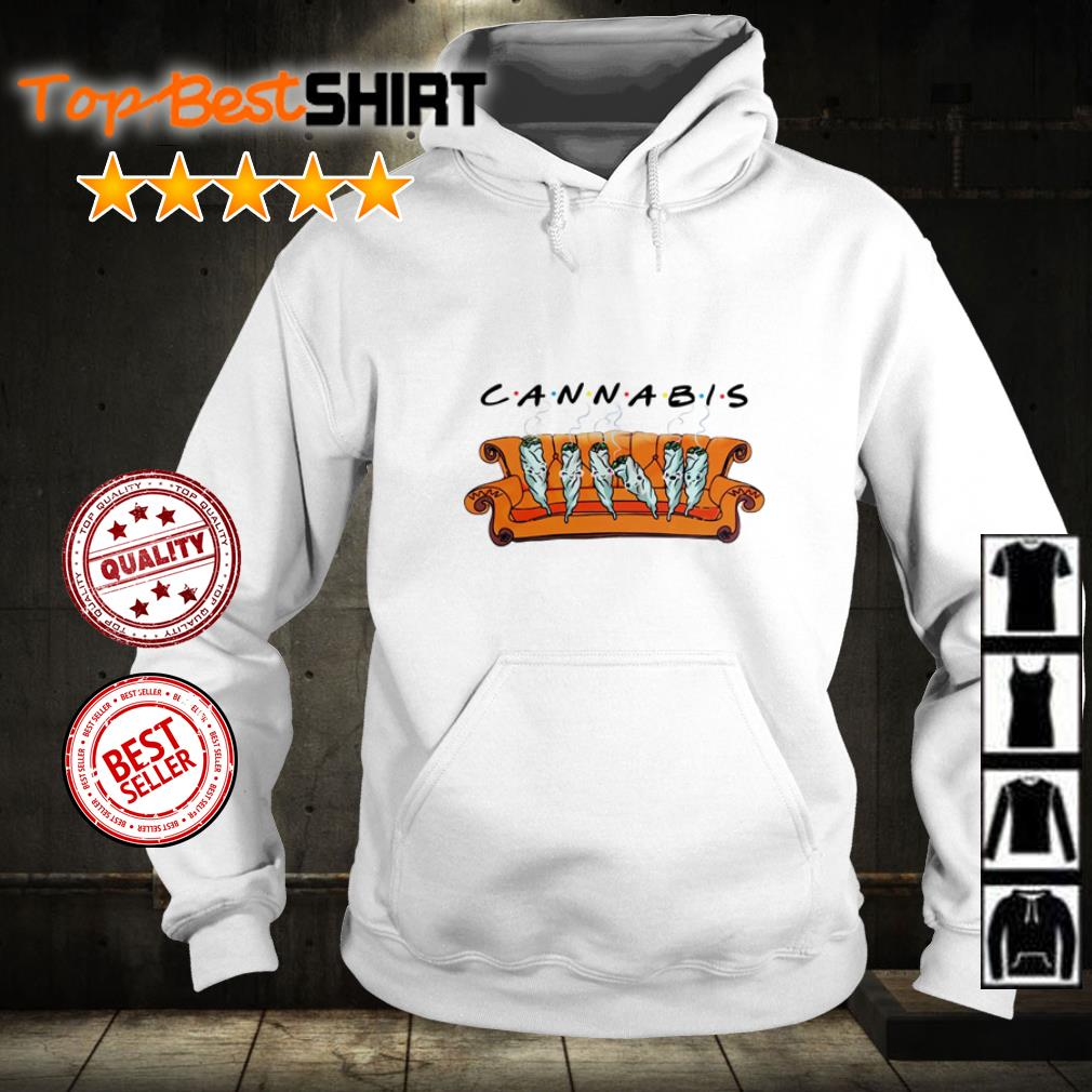 Cannabis Friends TV Show shirt