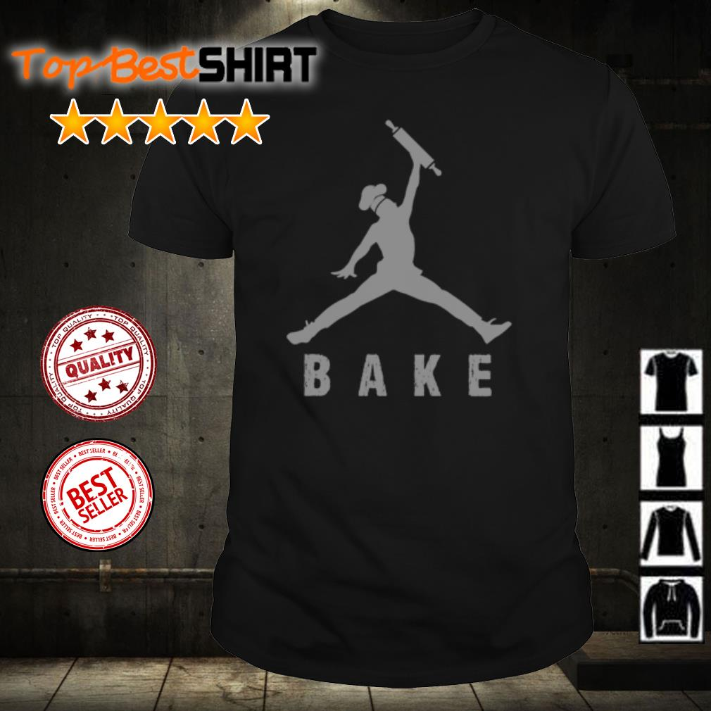Jumpman Baker Bake shirt