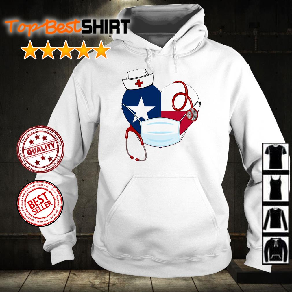 Official Heart Texas nurse shirt