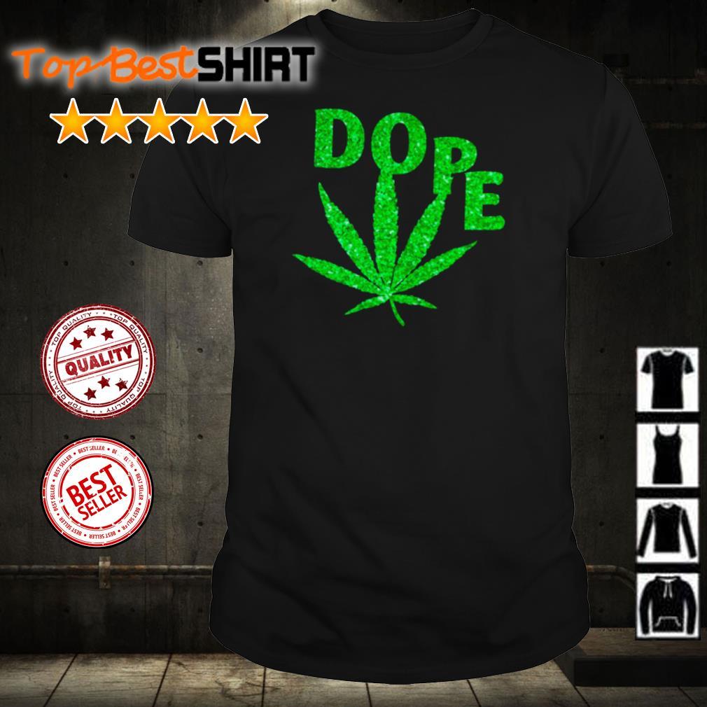 Official Dope Cannabis shirt