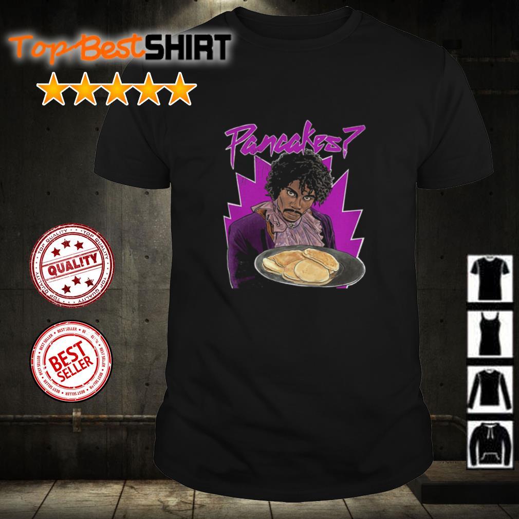 Dave Chappelle pancakes shirt