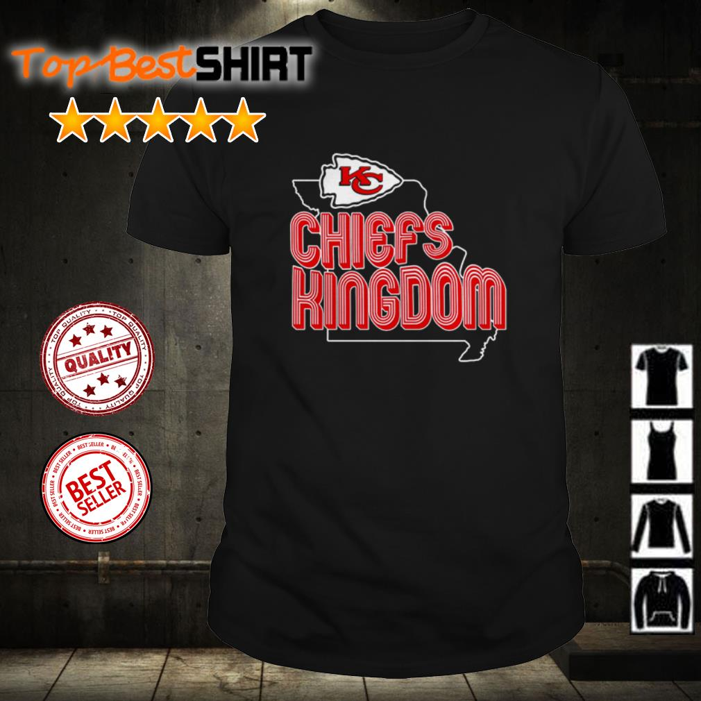 Kansas City Chiefs Kingdom shirt