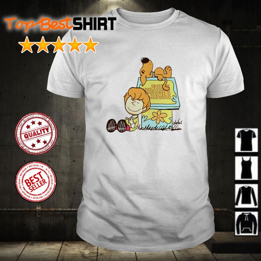 Scooby Doo the mystery machine shirt