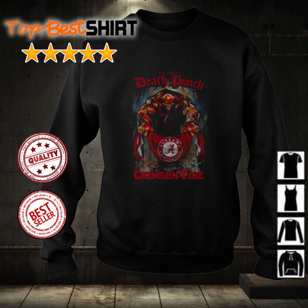 Five Finger Death Punch Alabama Crimson Tide shirt