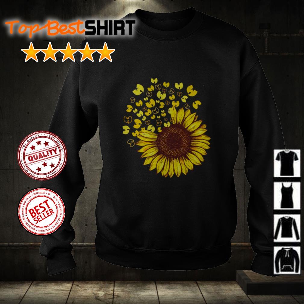 Sunflower Wu-Tang shirt