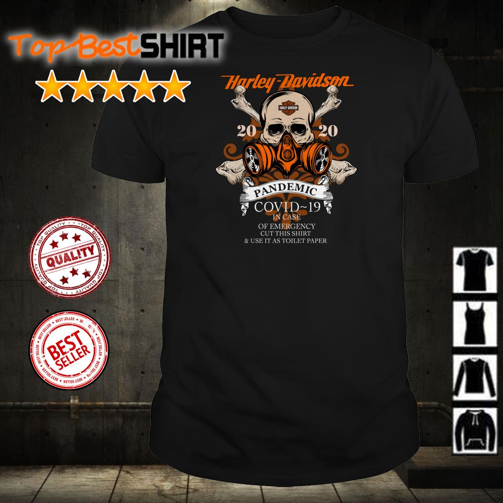 Harley Davidson 2020 pandemic covid 19 shirt, hoodie, sweater and