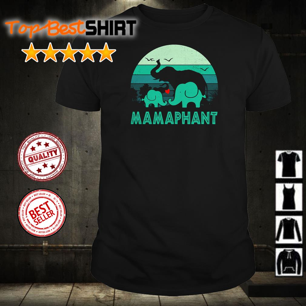Official Mamaphant vintage shirt