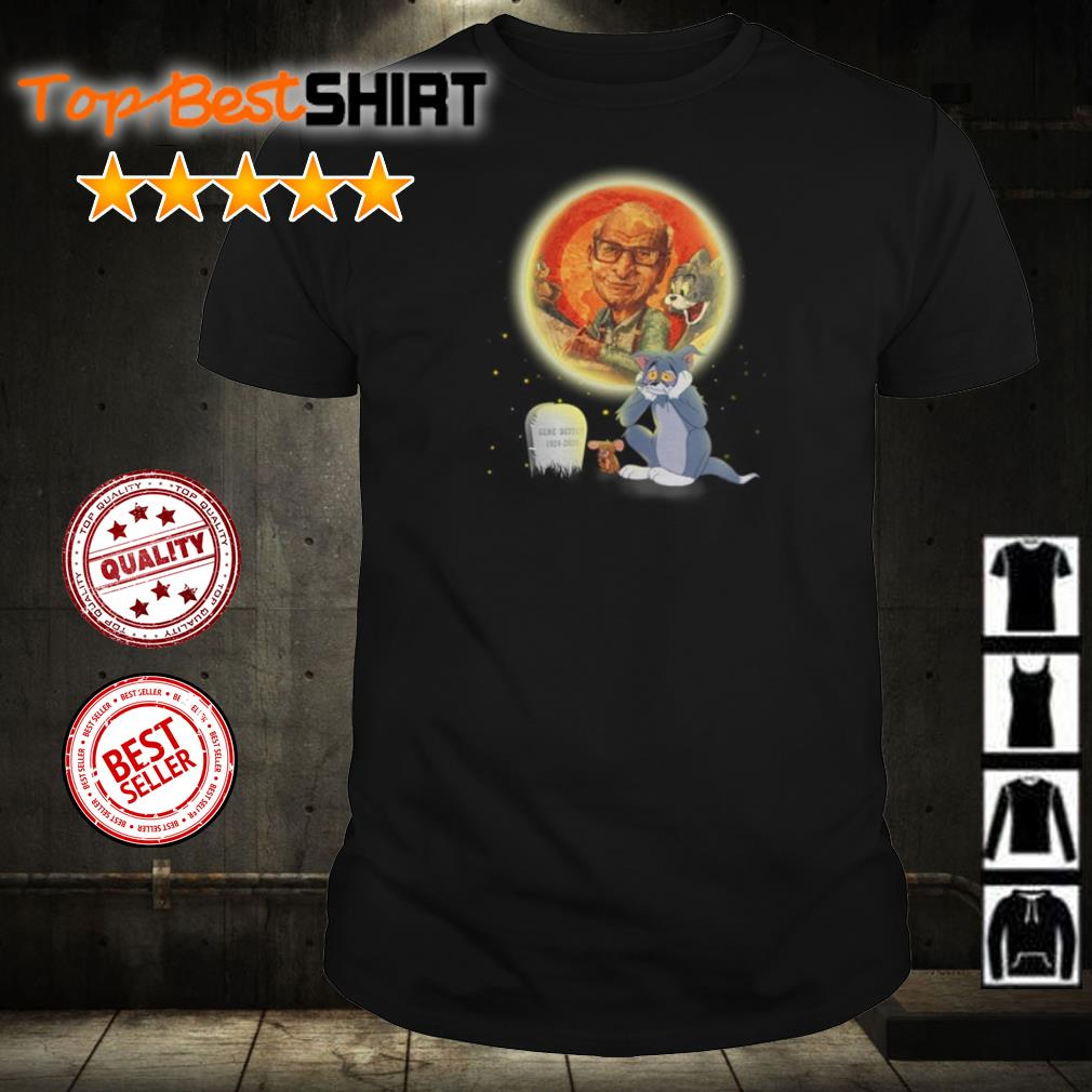 Tom and Jerry RIP Gene Deitch shirt