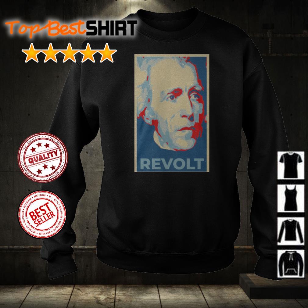 Andrew Jackson Revolt Shirt