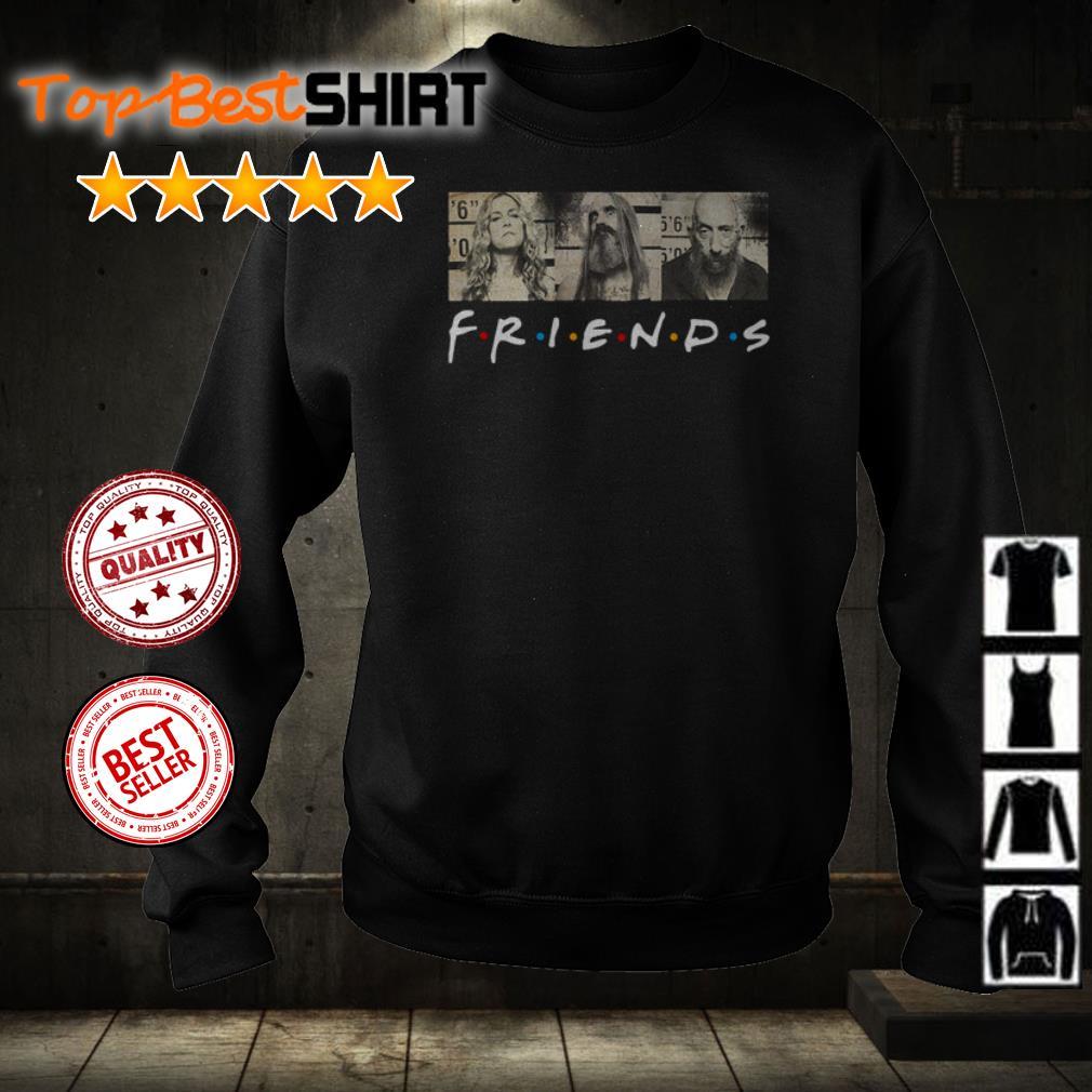 3 From Hell Friends TV Show shirt