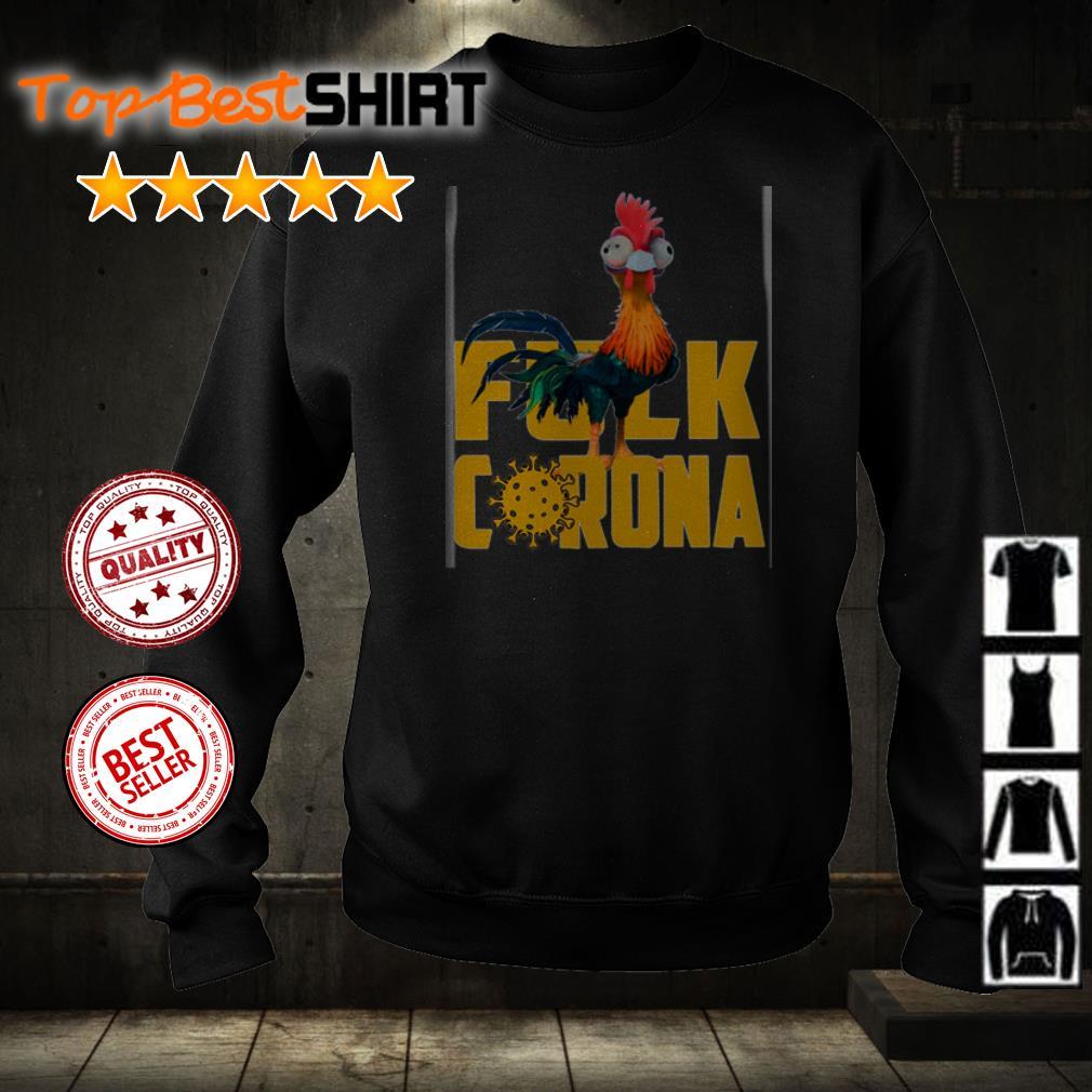 Official Chicken fuck corona shirt