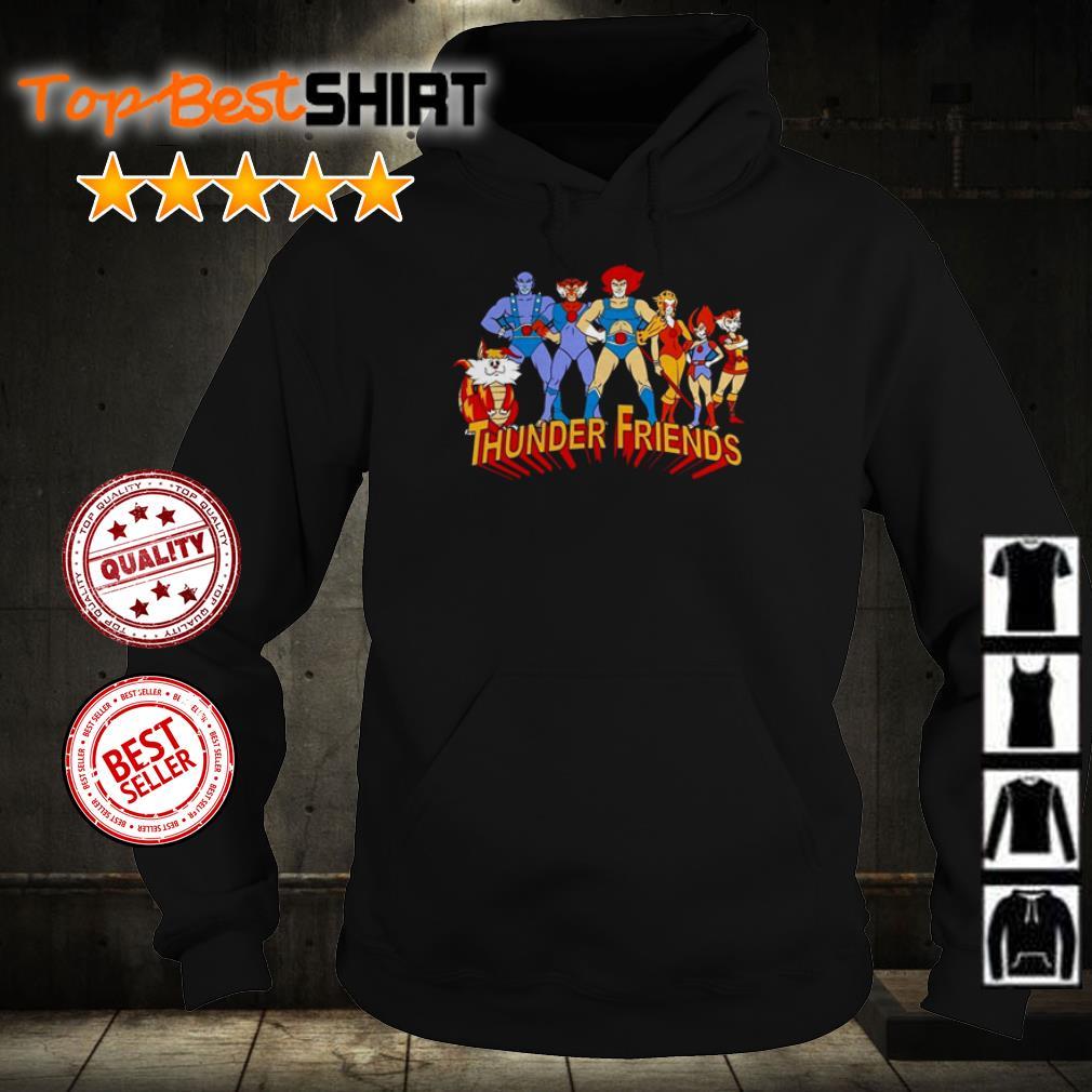 Thundercats Thunder Friends shirt
