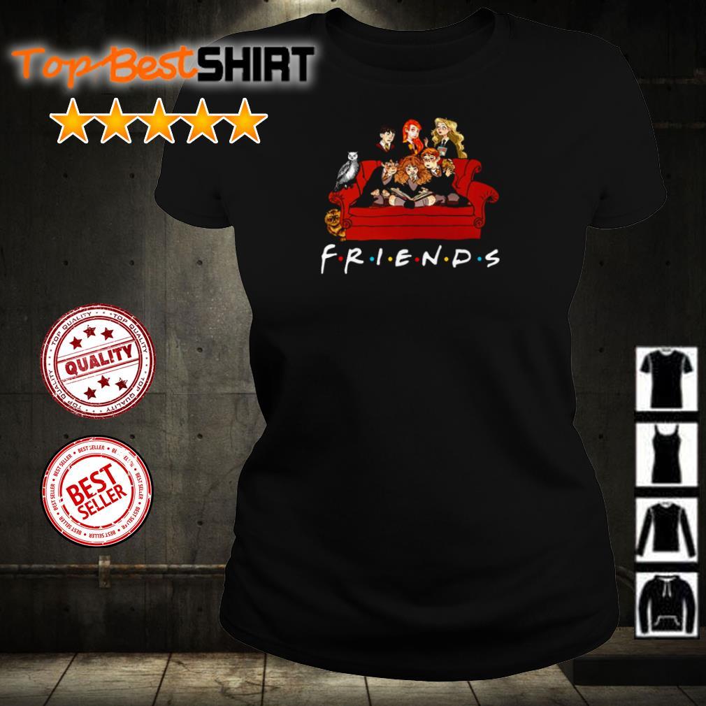 Harry Potter Friends TV Show shirt
