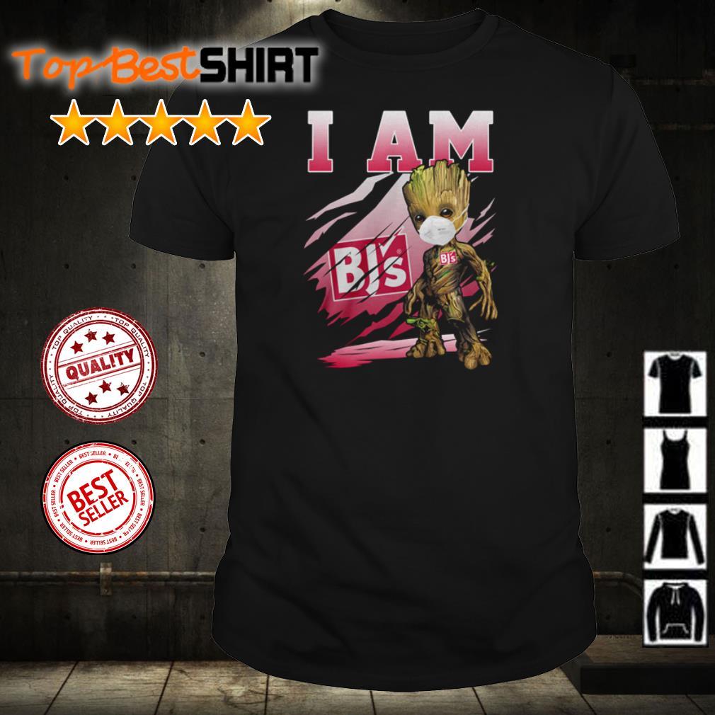 Baby Groot I am BJ's shirt