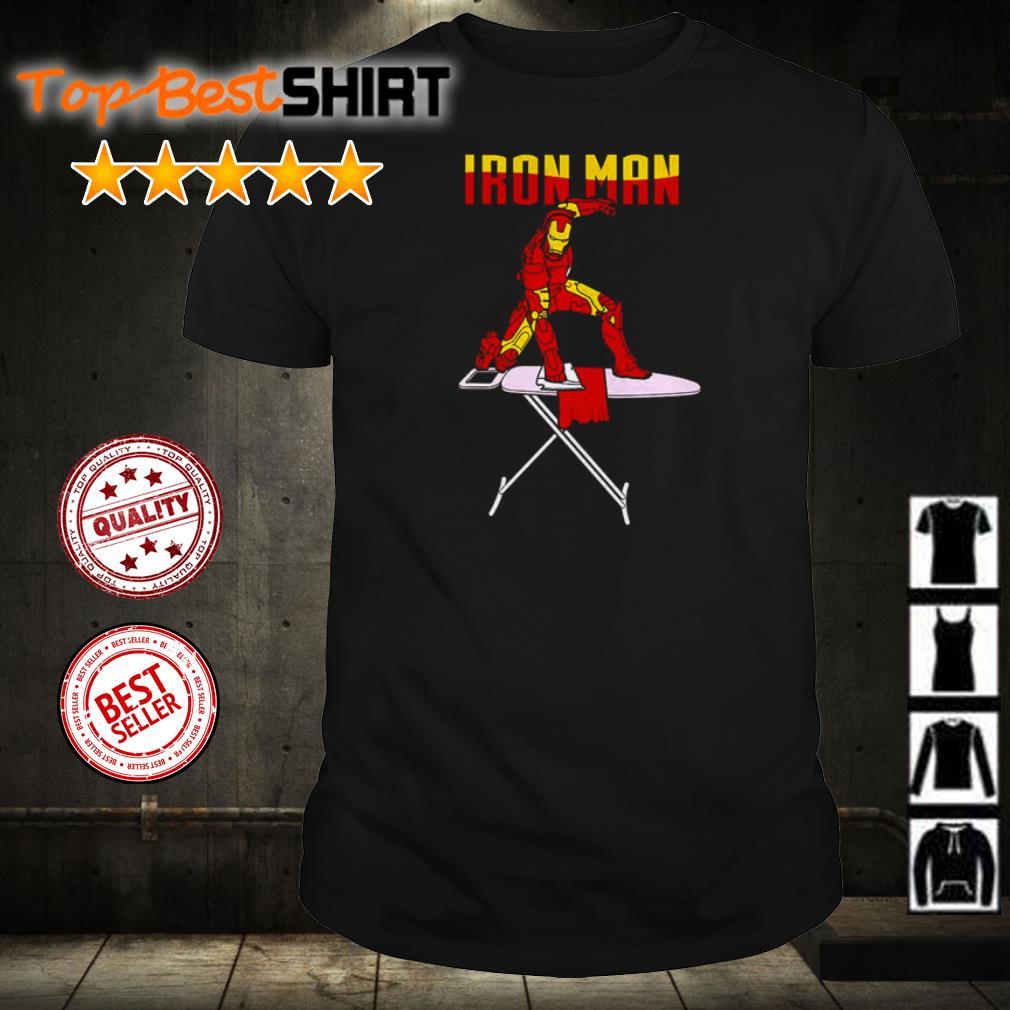 Iron Man iron clothes shirt