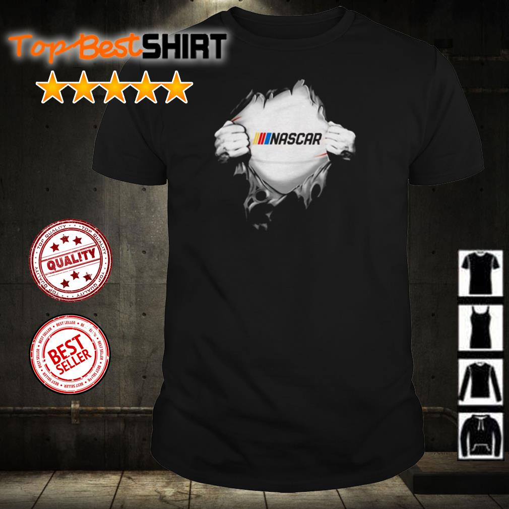 Official Superman Nascar shirt