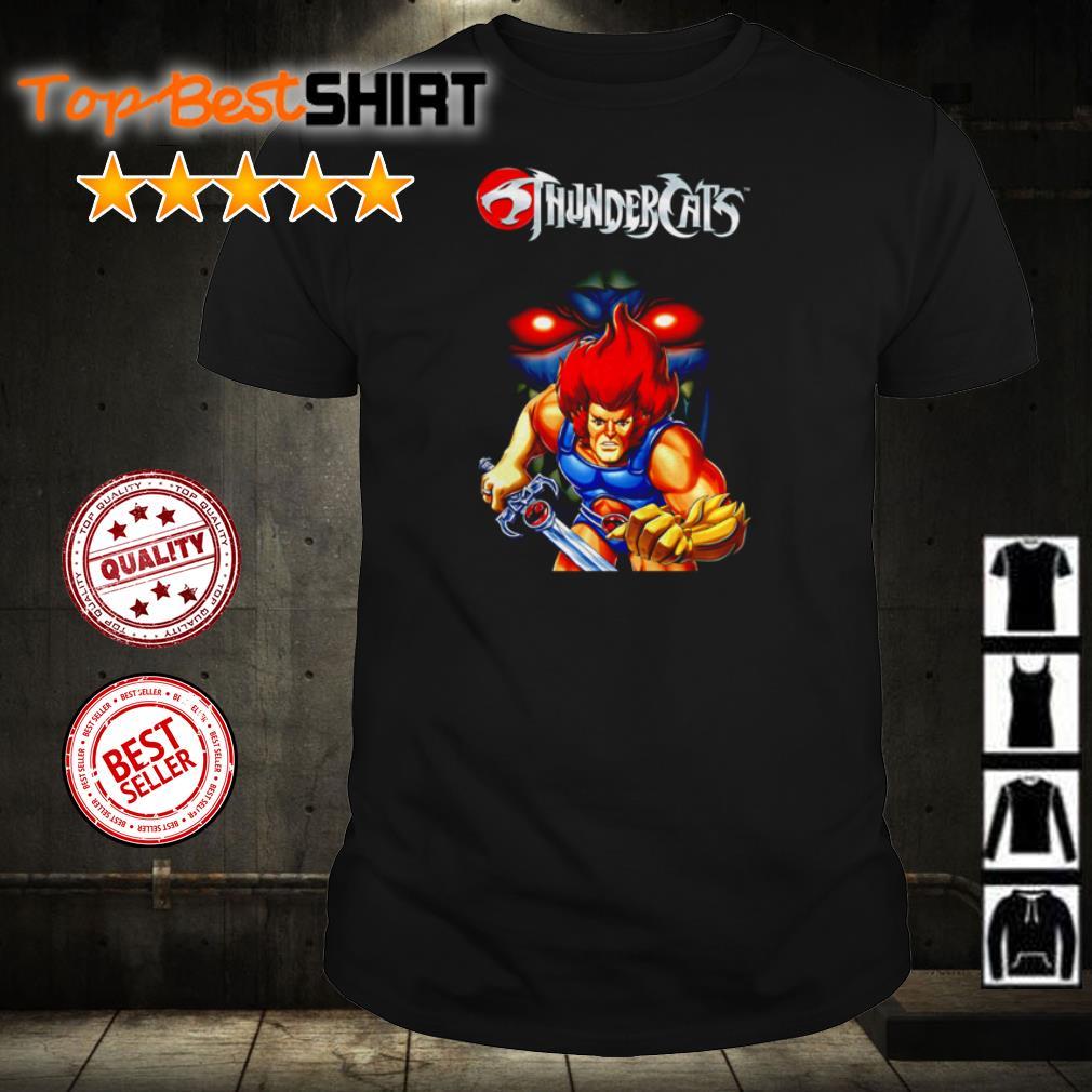 Thundercats Lion-O shirt