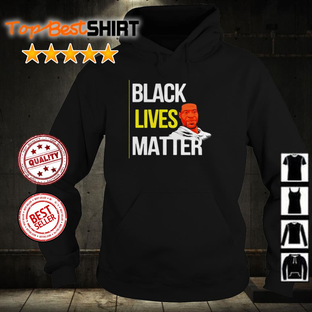 George Floyd black lives matter shirt