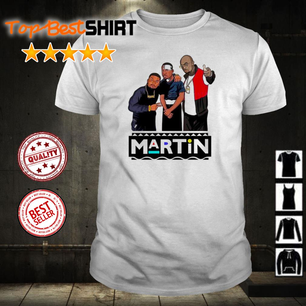 Official Martin Lawrence Show shirt