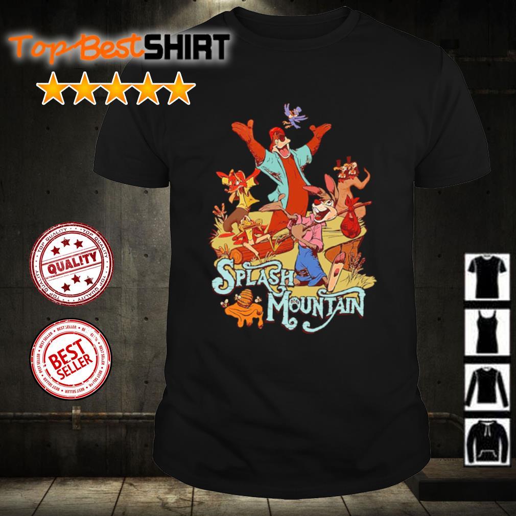 Bear rabbit Splash mountain shirt
