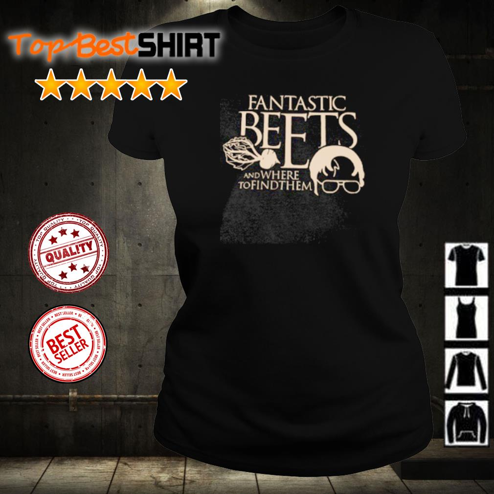 Fantastic beets and where to find them s ladies-tee