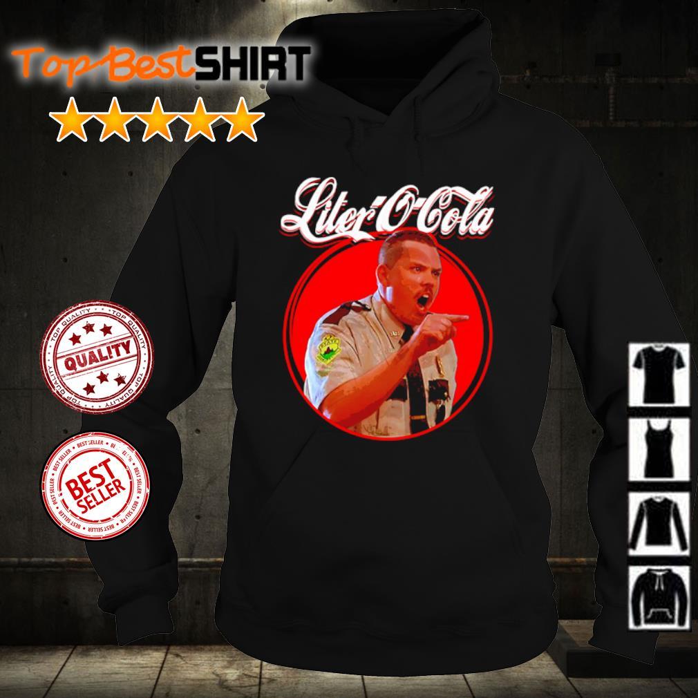 Liter O Cola Farva Super Troopers s hoodie