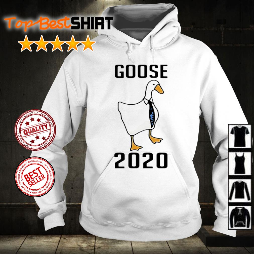 Official Goose 2020 s hoodie