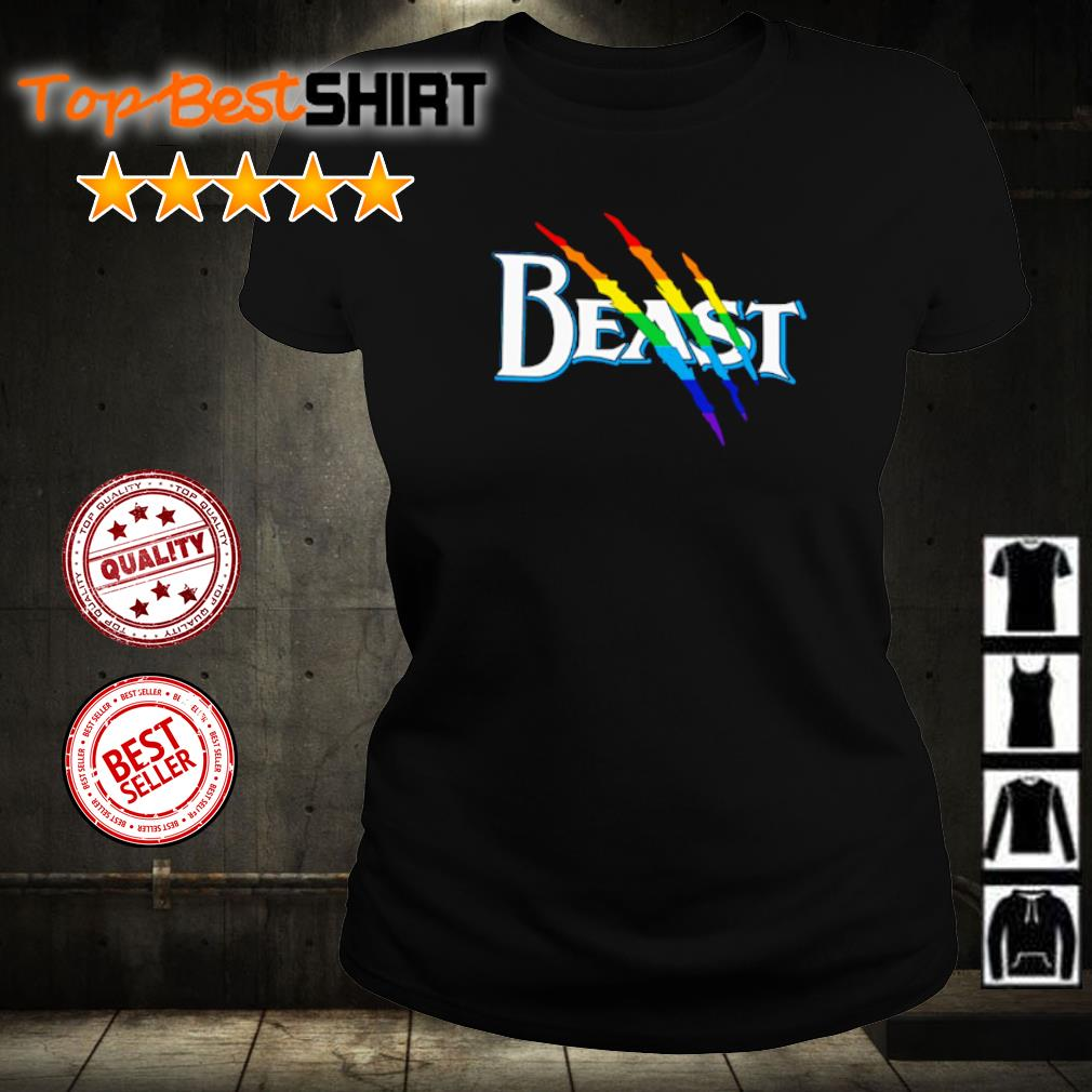 Official LGBT Beast s ladies-tee