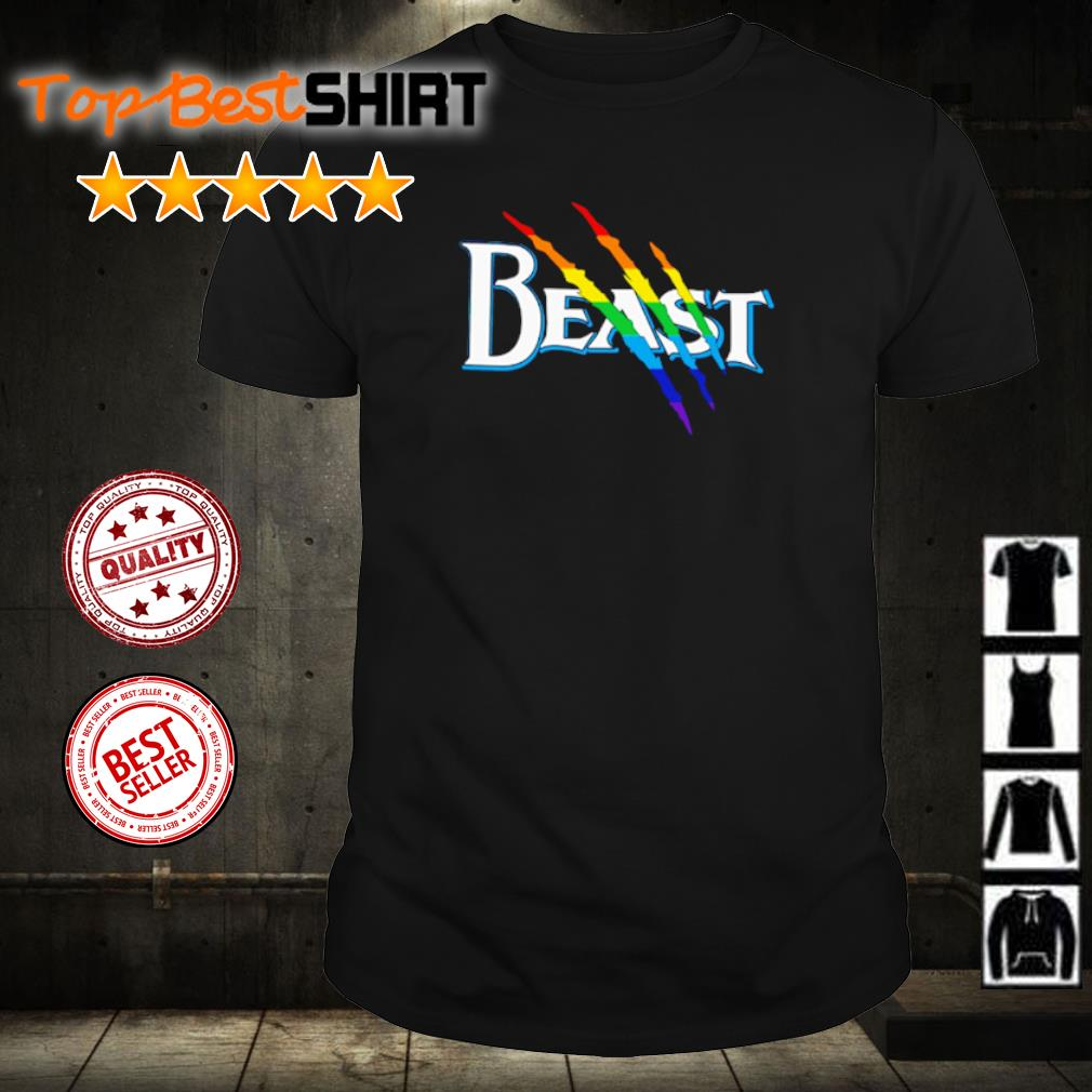 Official LGBT Beast shirt