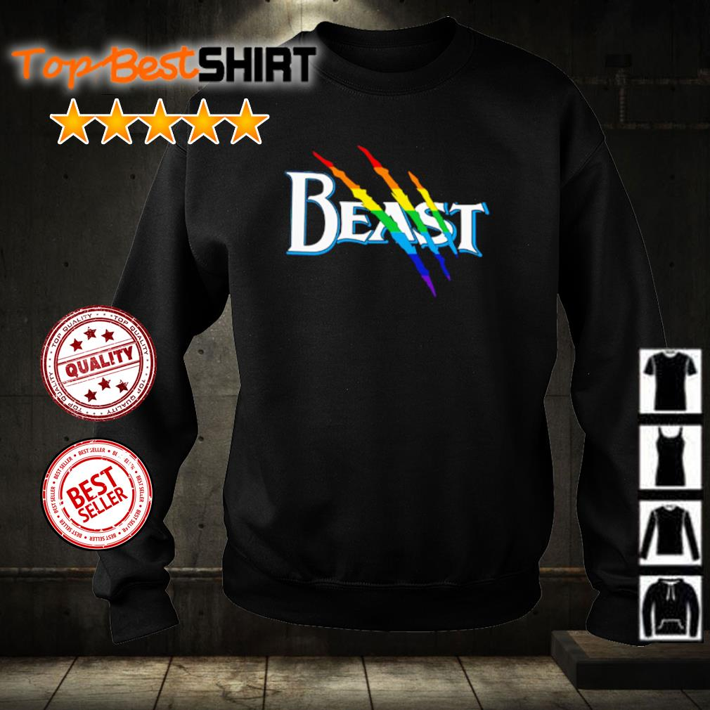 Official LGBT Beast s sweater