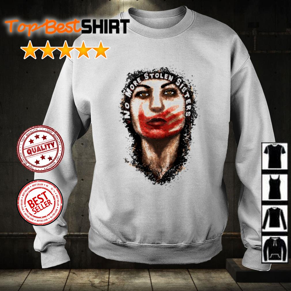 Official Native American no more stolen sisters s sweater