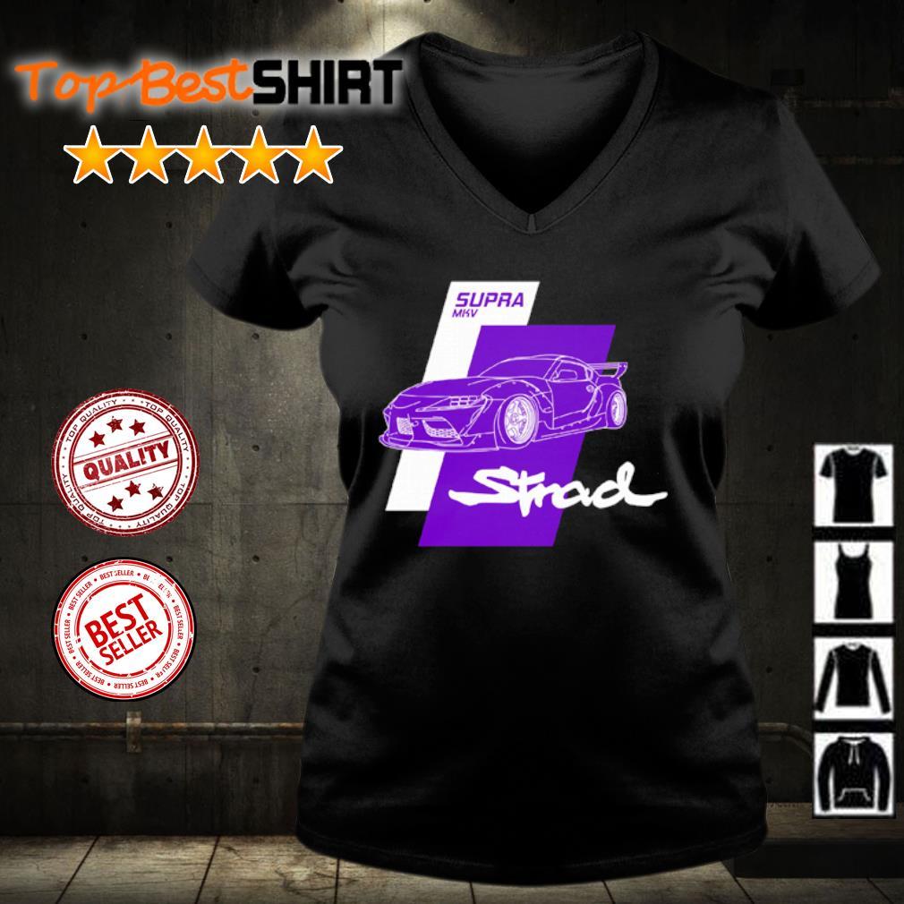 Stradman merch shop s v-neck-t-shirt