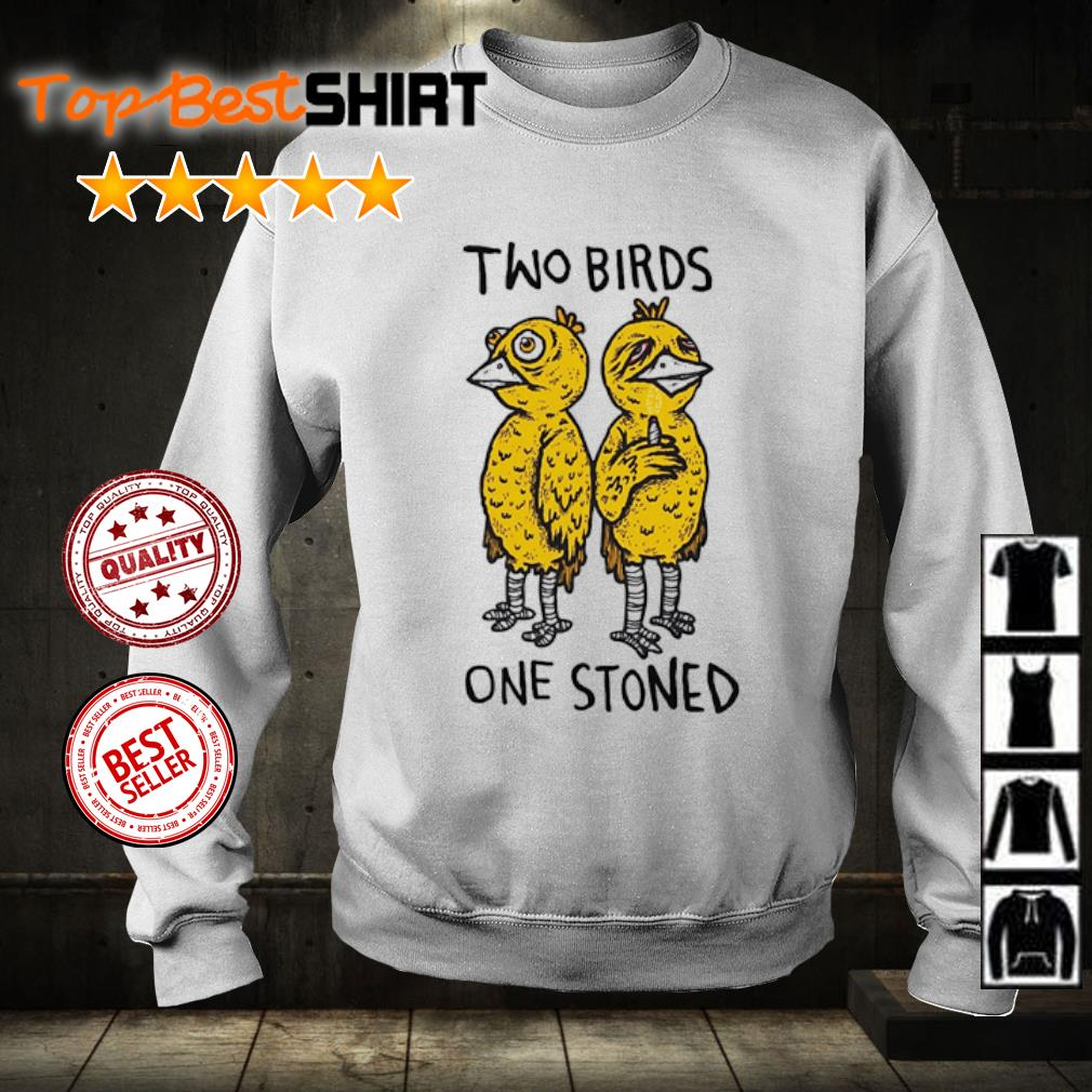 Two birds one stoned s sweater