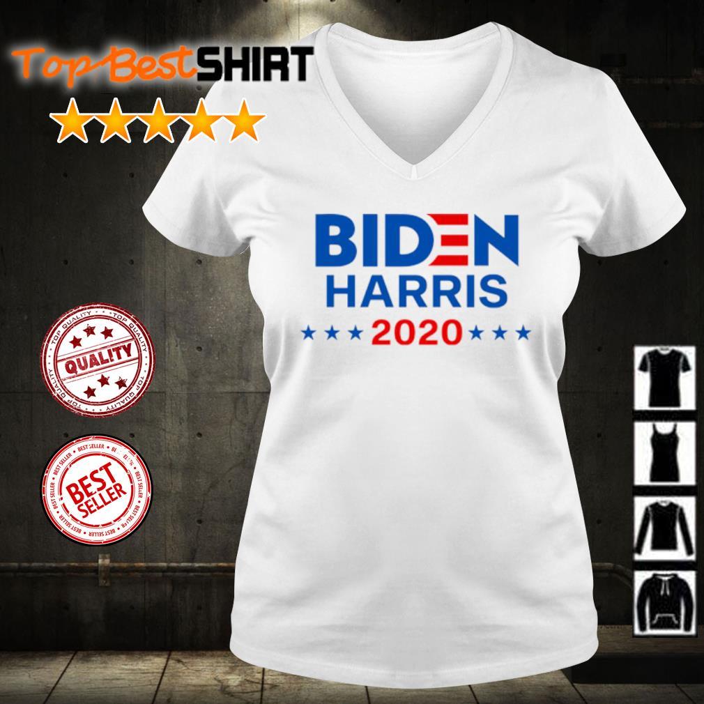Biden Harris 2020 Shirt v-neck-t-shirt