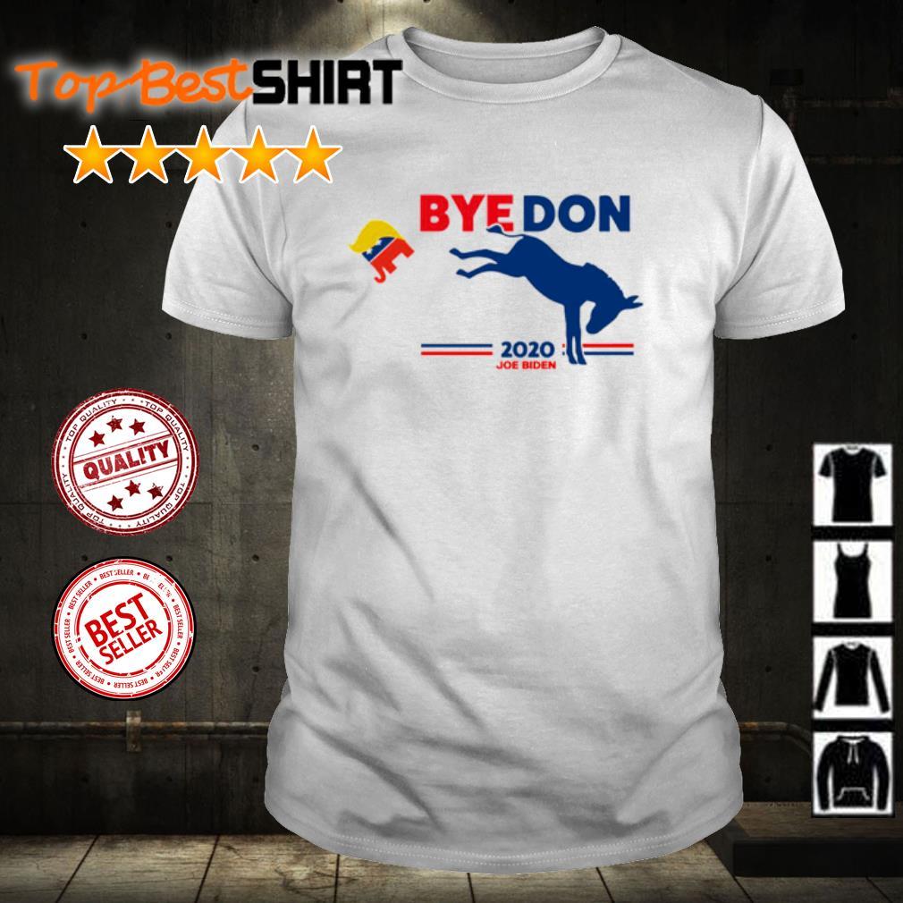 Byedon Joe Biden 2020 shirt
