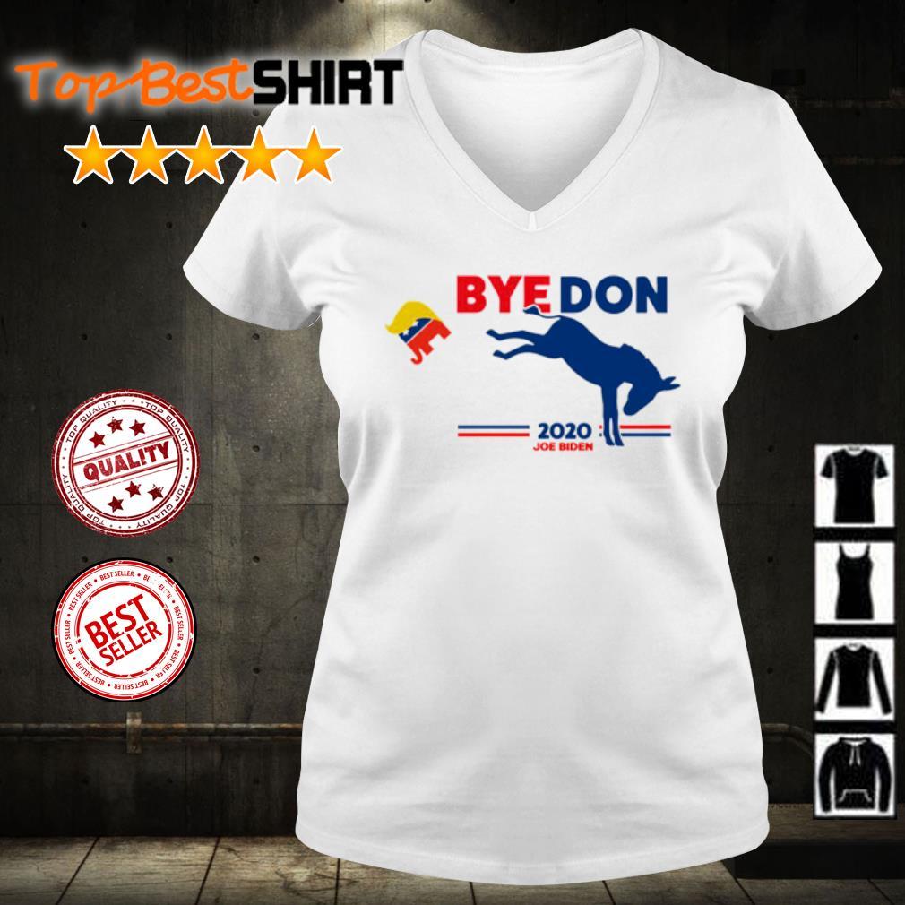 Byedon Joe Biden 2020 s v-neck-t-shirt