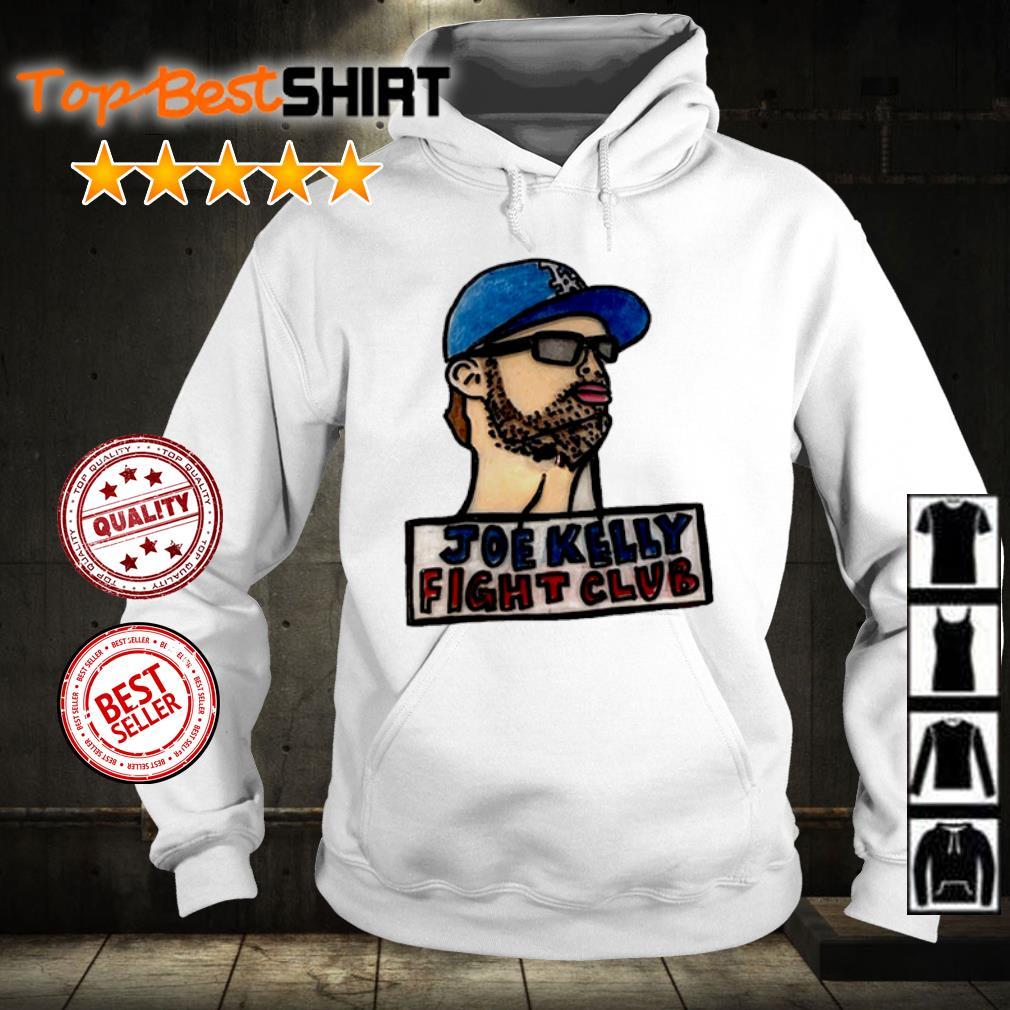 Joe Kelly fight club s hoodie