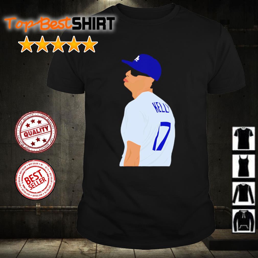 Joe Kelly Los Angeles Dodgers signature shirt