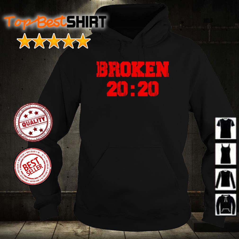Matt Hardy broken 20 20 s hoodie