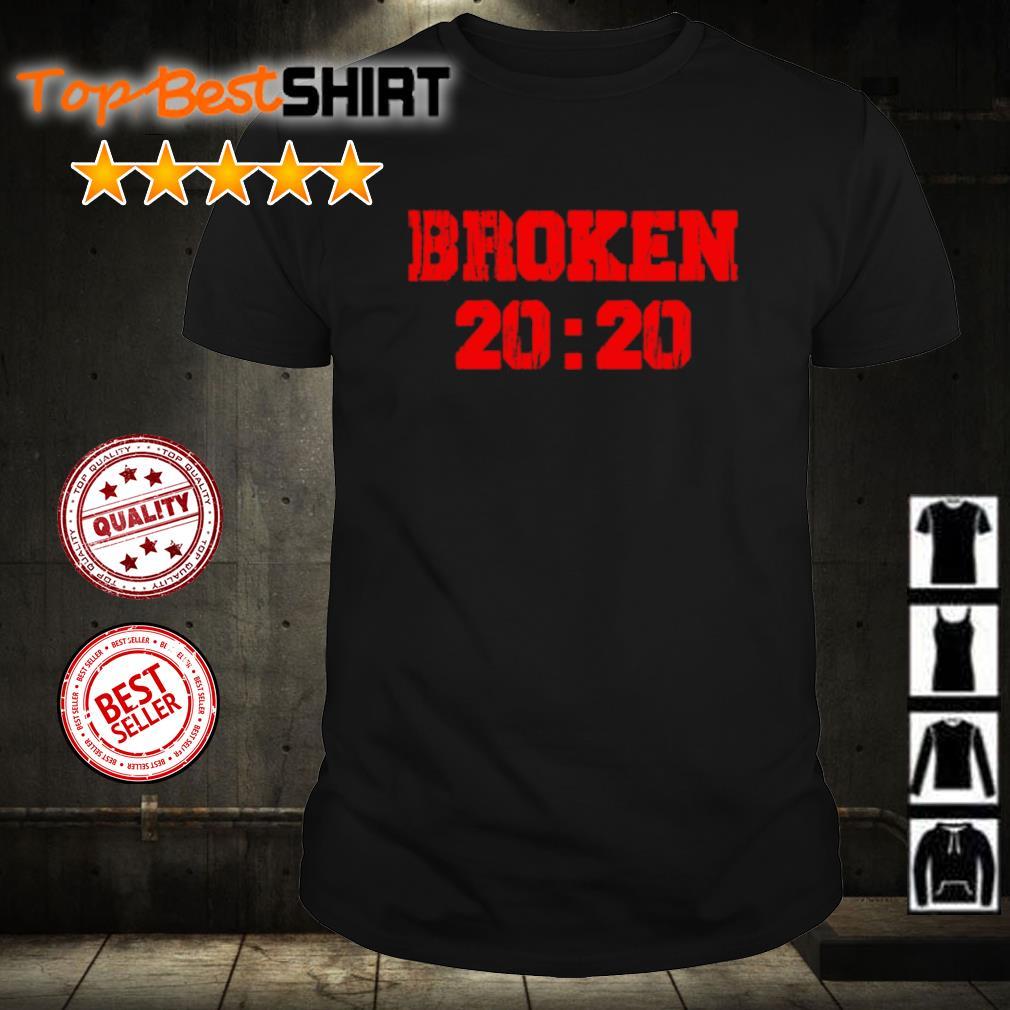 Matt Hardy broken 20 20 shirt
