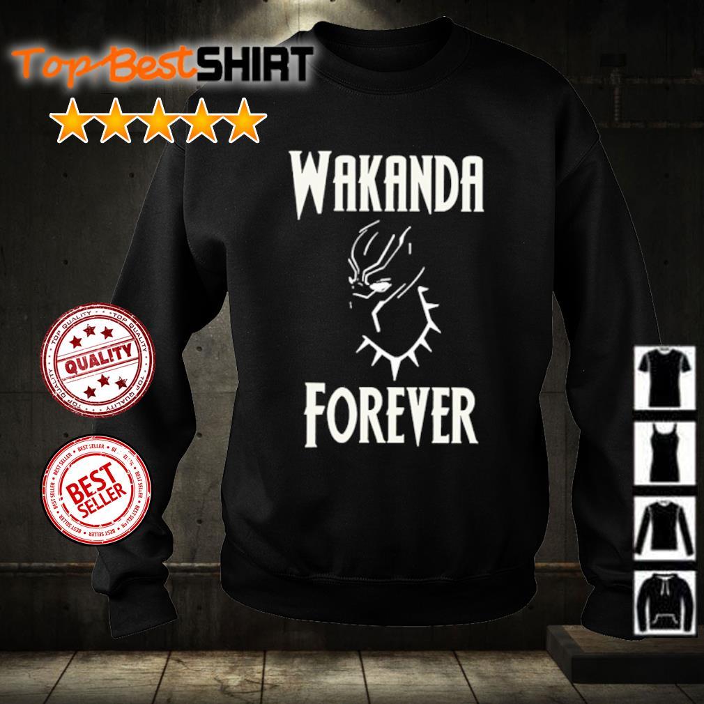 RIP Chadwick Boseman Wakanda Forever s sweater