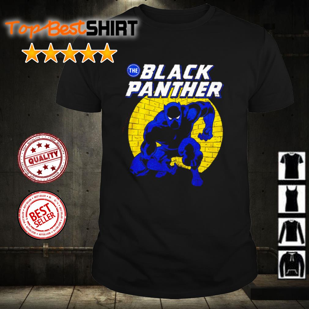 The Black Panther Spotlight Traditional shirt