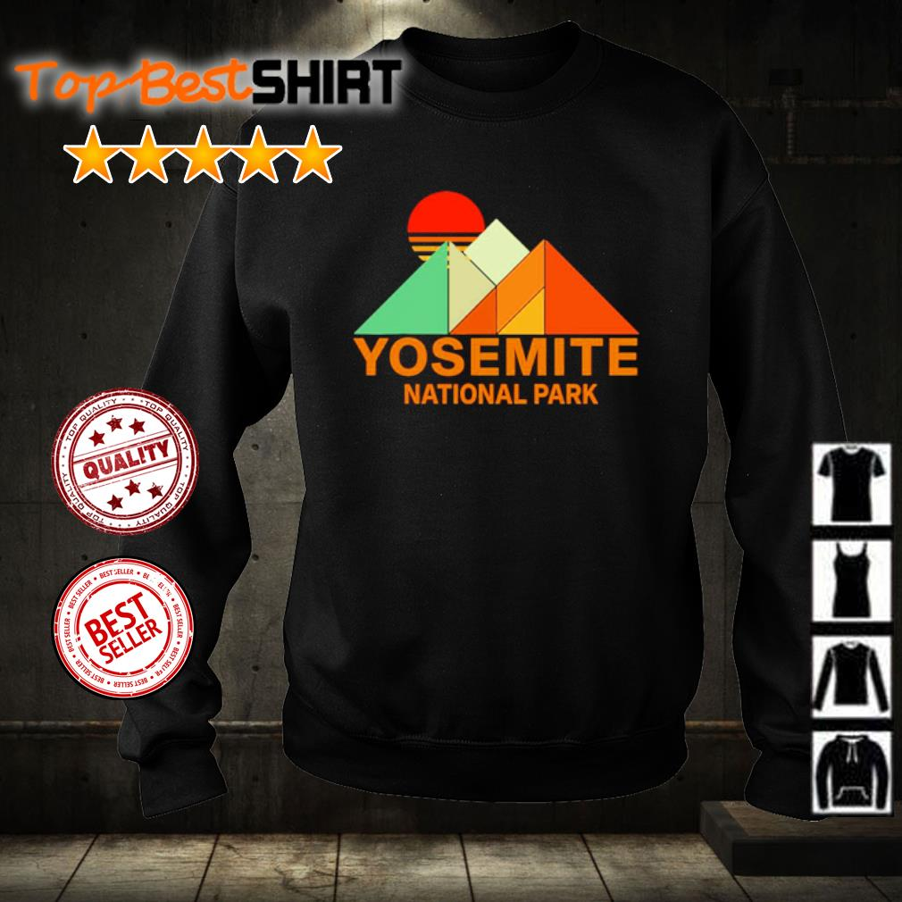 Yosemit national park s sweater