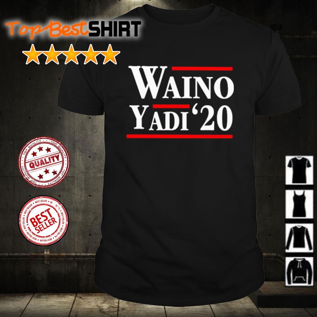 Official Waino Yadi 2020 shirt