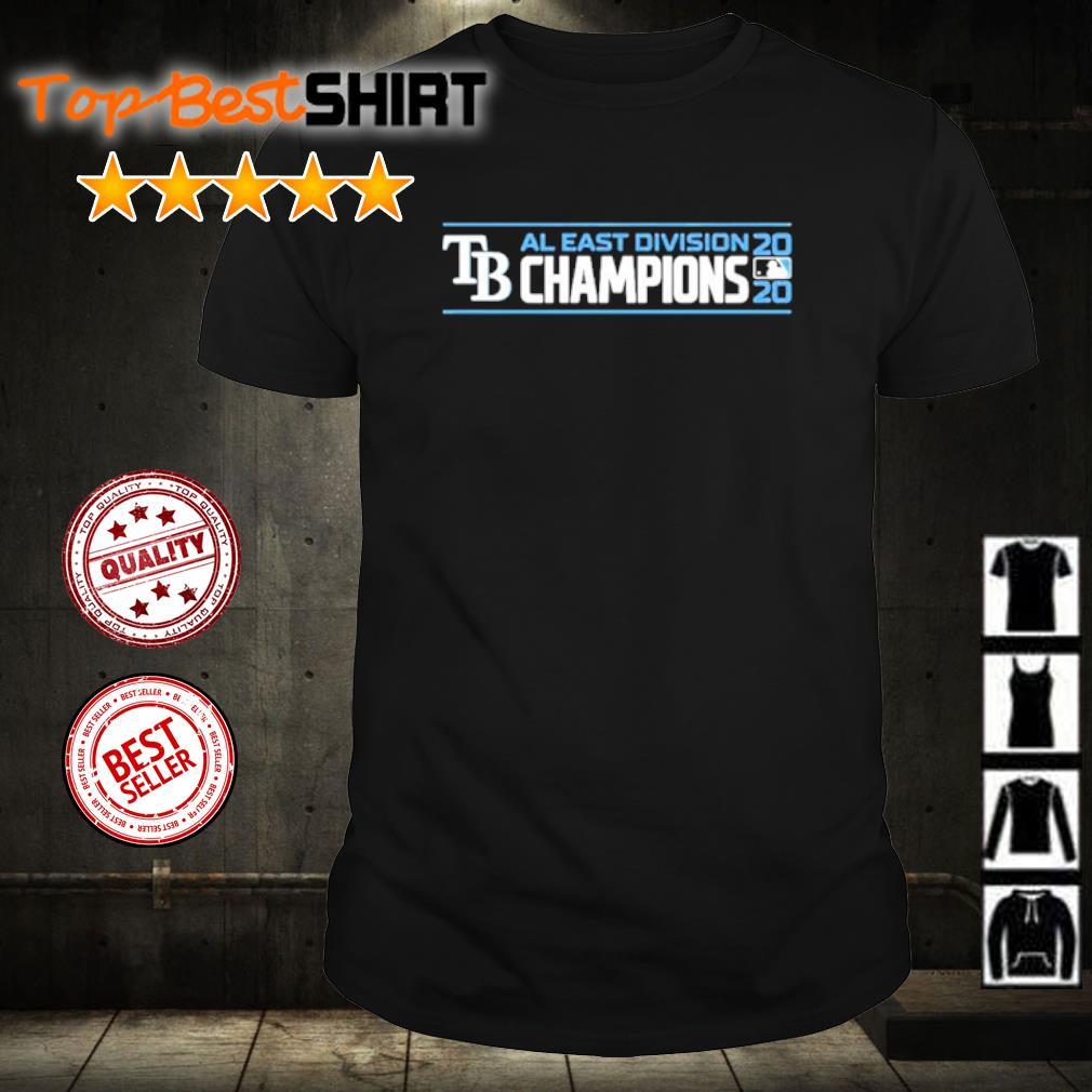 Tampa Bay Lightning AL East Division Champions 2020 shirt