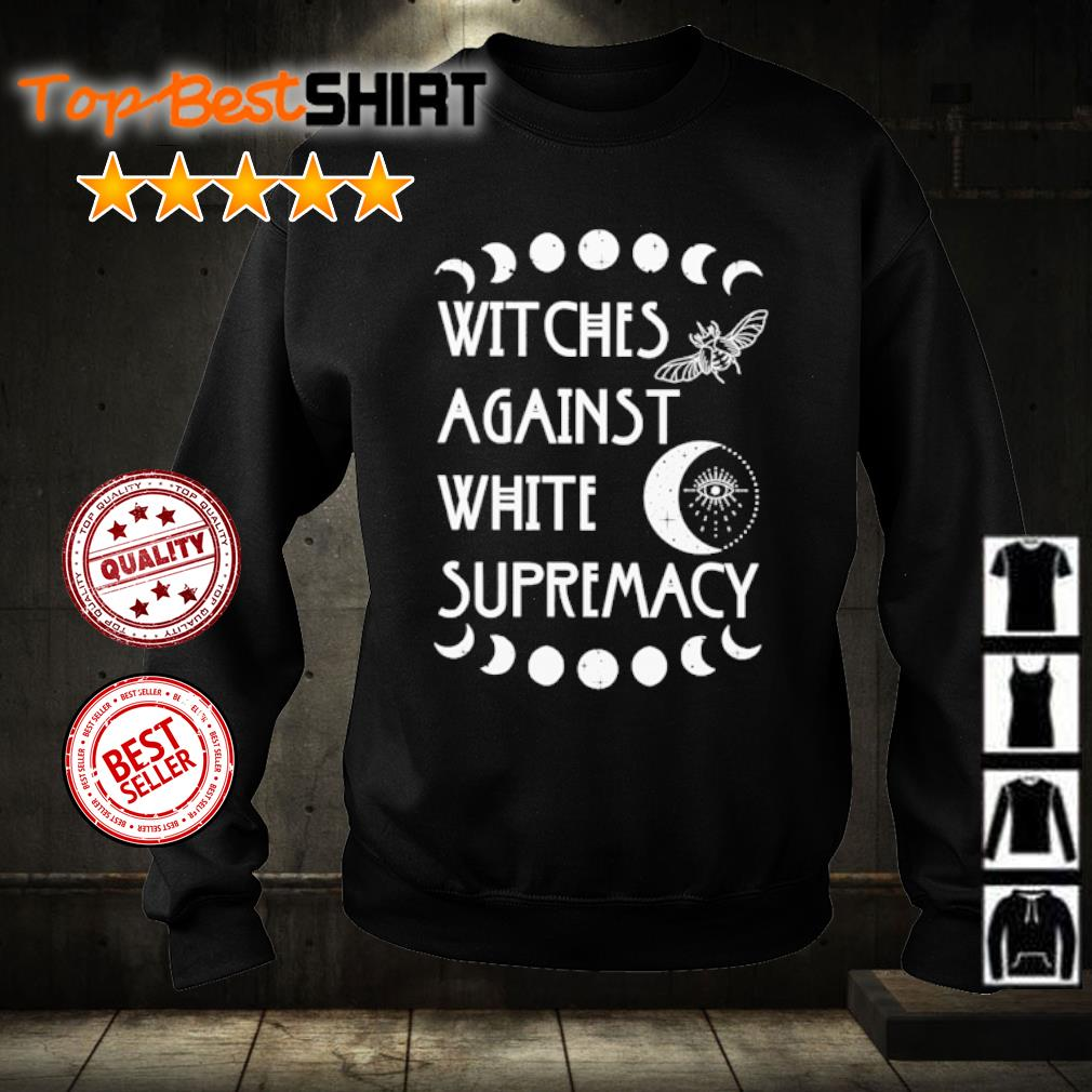 Witches against white supremacy s sweater
