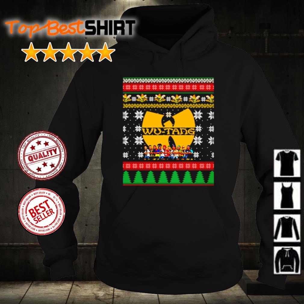 Wu Tang Christmas s hoodie